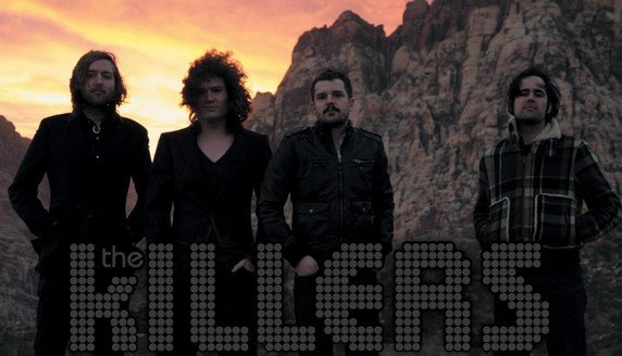 "The Killers : The Killers : les premières images de l'album ""Battle Born"""