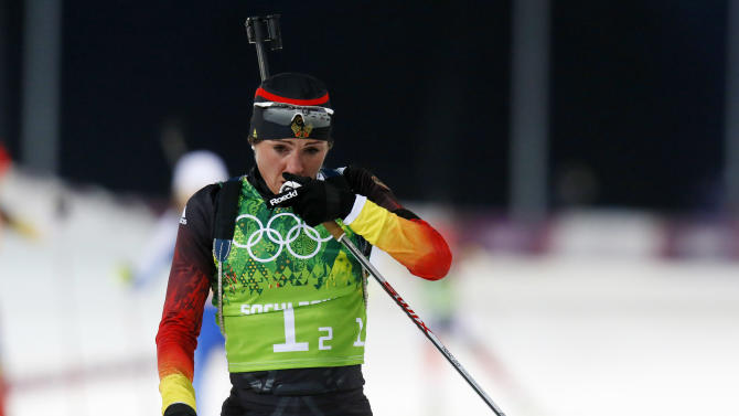 German biathlon team struggles after doping news