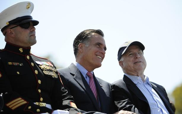 Mitt Romney's Syria Policy Is Basically Barack Obama's Syria Policy