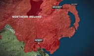 Northern Ireland Car Bombs 'Targeted Police'