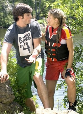 Tom Welling and Jaime King in 20th Century Fox's Cheaper by the Dozen 2