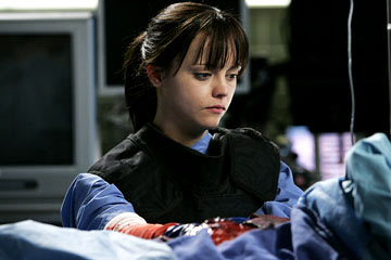 Christina Ricci ABC's Grey's Anatomy