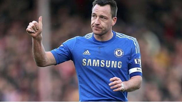 Premier League - Terry hails England success