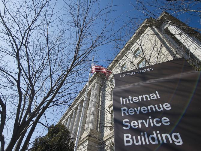 IRS hit by data breach, tax info on 100,000 stolen