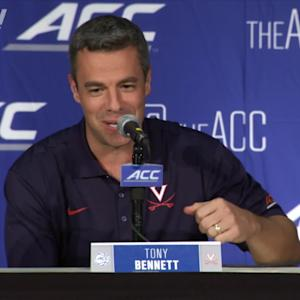 Virginia's Tony Bennett Ready to Build on 2013-14 | ACC Operation Basketball