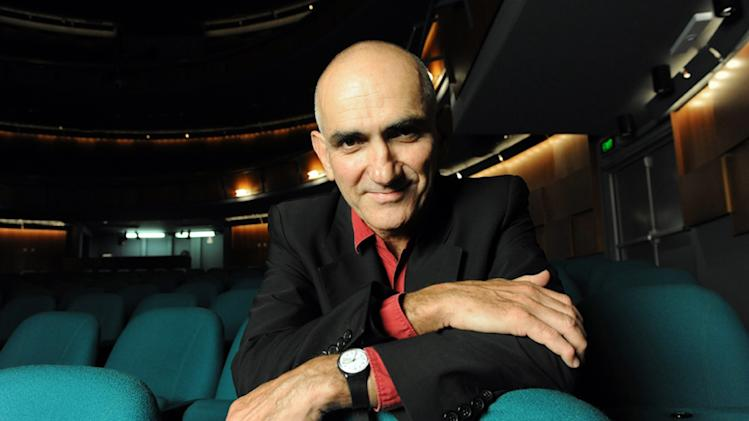 "In this undated image released by Conqueroo , musician Paul Kelly is shown. Kelly, an Australian icon who's written hundreds of songs during a career that stretches back into the 1980s, has released a box set of live ""A to Z"" recordings and an accompanying memoir on his songwriting.  (AP Photo/Conqueroo, Tony Mott)"