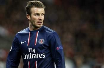 Beckham: Now is the right time to retire