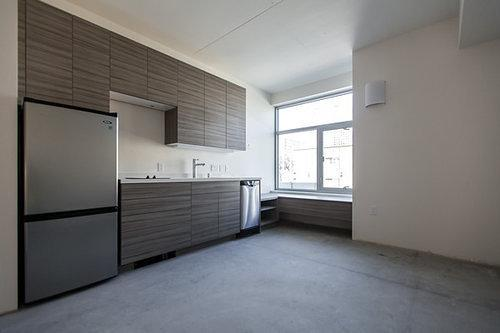 Construction Watch: Inside the Partially Finished Micro-Units at SoMa's Panoramic