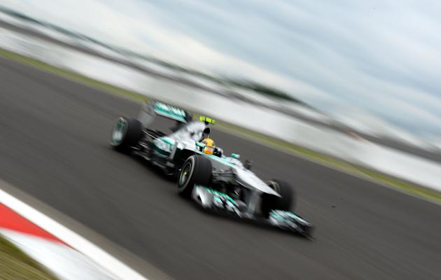 F1 Grand Prix of Germany - Practice