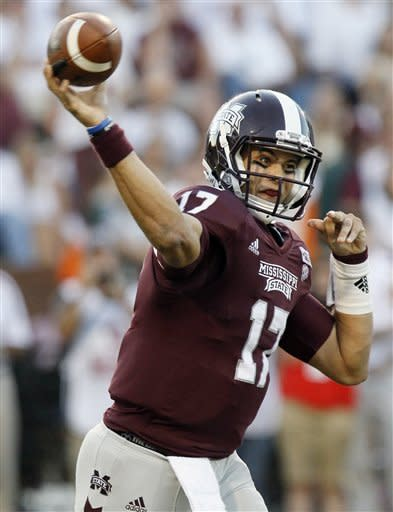 No. 23 Mississippi St beats South Alabama 30-10