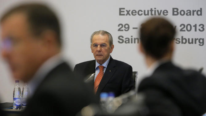 Sochi Olympic head pledges games will be safe
