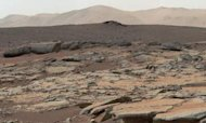 Mars Rover Finds Evidence Of 'Earth-Like' Lake