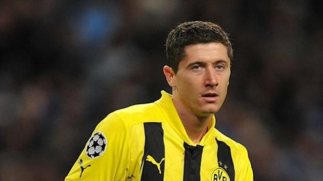 Borussia Dortmund's four-goal Champions League hero Robert Lewandowski was once a Celtic signing target, Neil Lennon has revealed