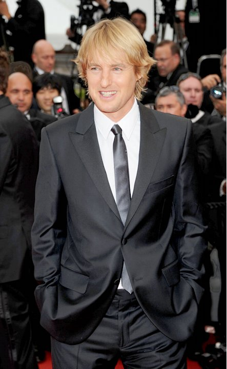 Owen Wilson Opening Ceremony Cannes Film Festival