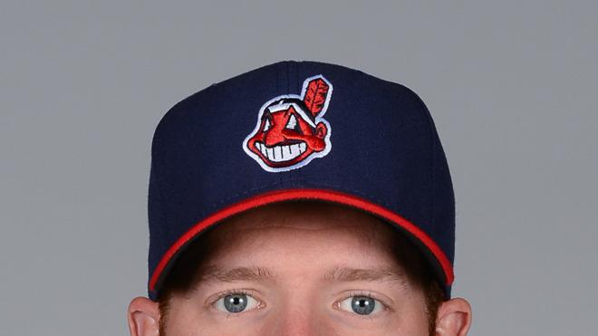 Zach McAllister Baseball Headshot Photo