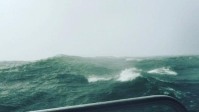 Cruise Ship Rides Out Storm After Sydney Harbour Shuts