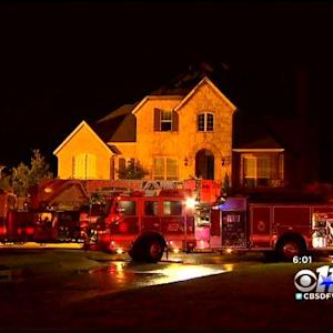 Lightning Blamed For Several House Fires