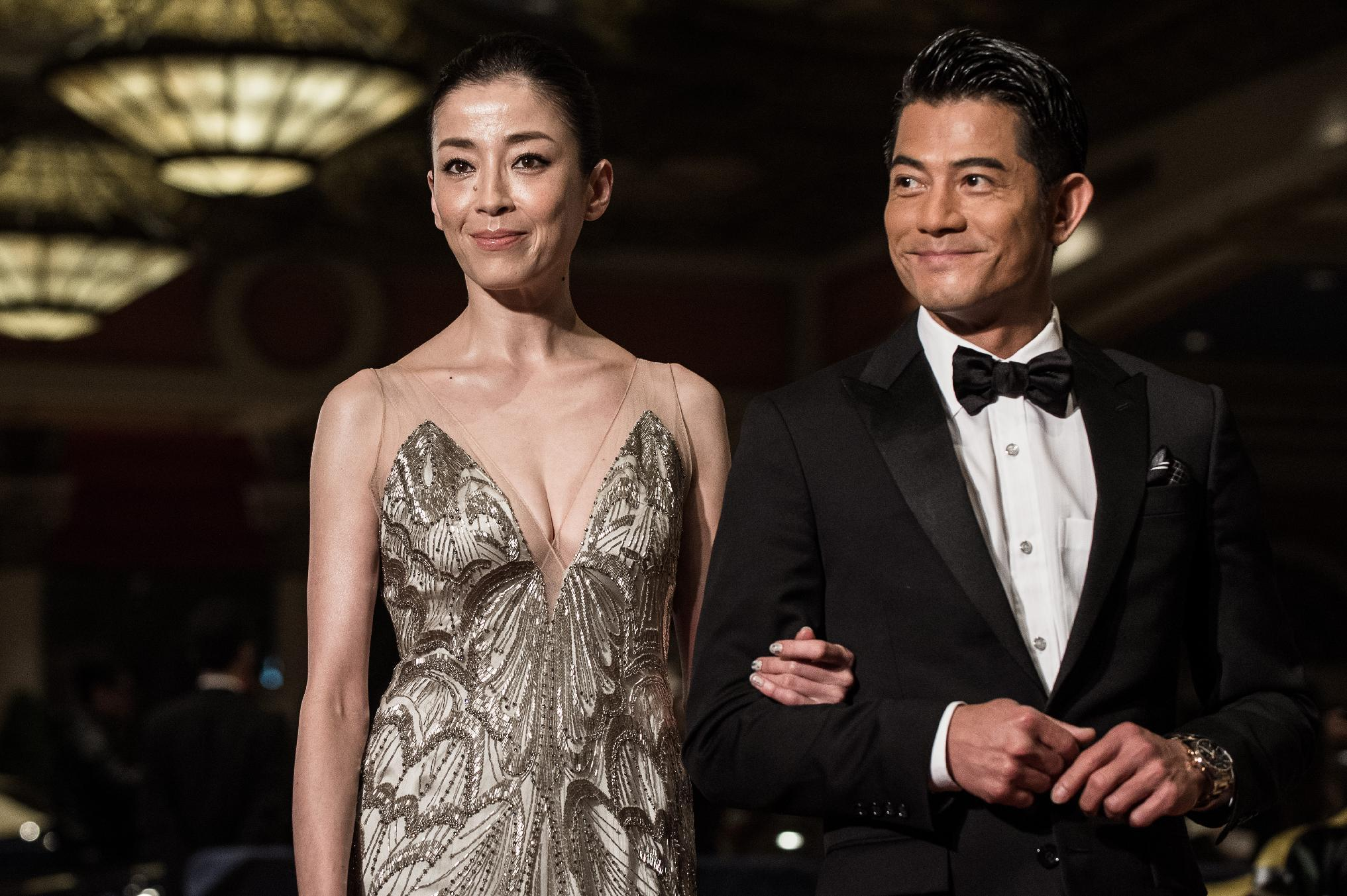 Macau rolls out the red carpet for Asian Film Awards