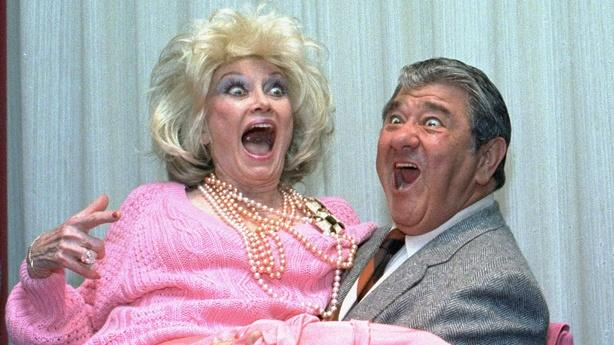Phyllis Diller's Lessons for Funny Ladies