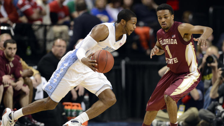 NCAA Basketball: ACC Tournament-Florida State vs North Carolina