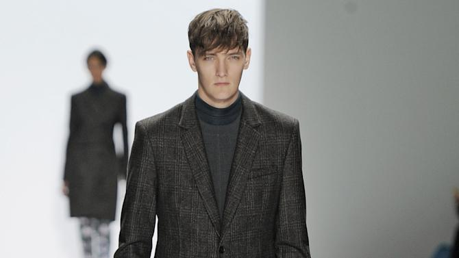 Richard Chai - Runway mens - Fall 2013 - New York Fashion Week