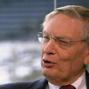 Retired MLB commissioner Bud Selig on steroid scandal