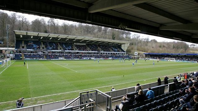 Wycombe, Adams Park (PA Photos)