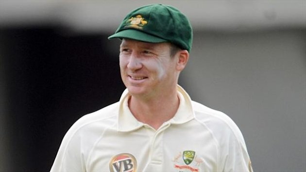 Brad Haddin has been named Australia's vice-captain for the Ashes