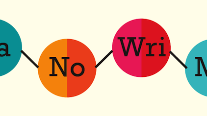 Write On! November Is National Novel Writing Month