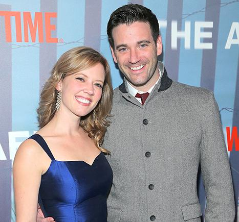 Arrow Star Colin Donnell Engaged to Patti Murin