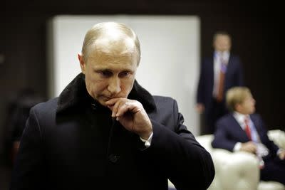 How Putin could lose power
