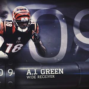'Top 100 Players of 2014': A.J. Green
