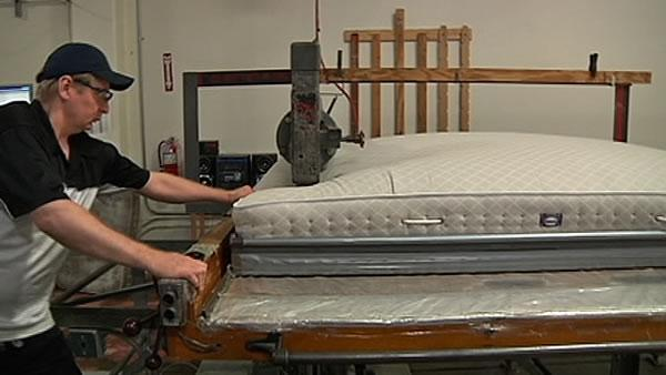 Made in America: Mattresses created in SF