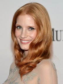 Photo of Jessica Chastain