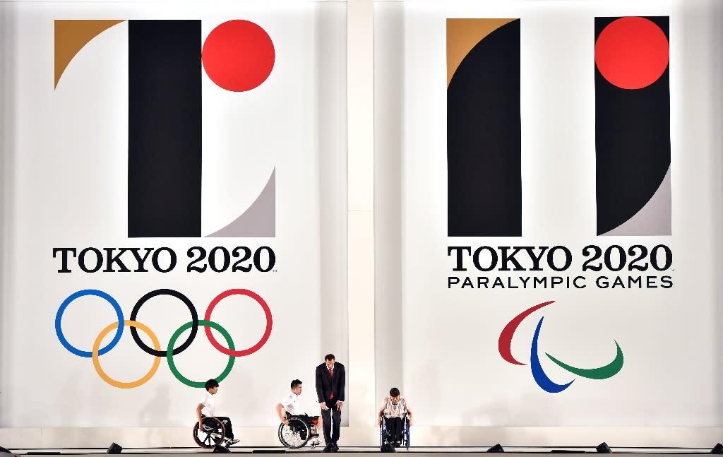Tokyo sticks to 2020 Olympic logo despite copycat claims