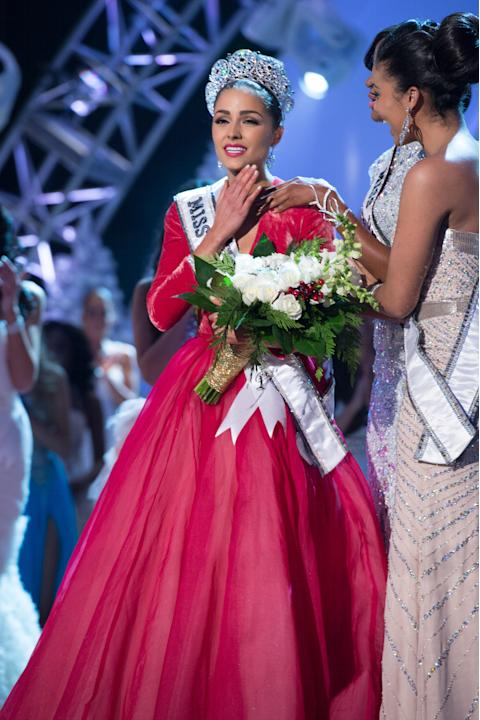 Miss USA is Miss Universe