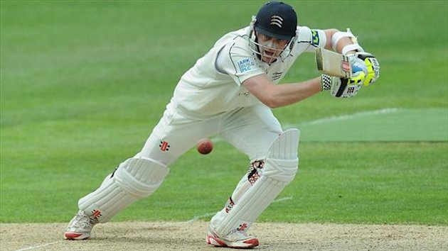 Middlesex's Sam Robson looks to have chosen England over Australia