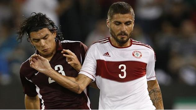World Cup - Qatar edge past Lebanon