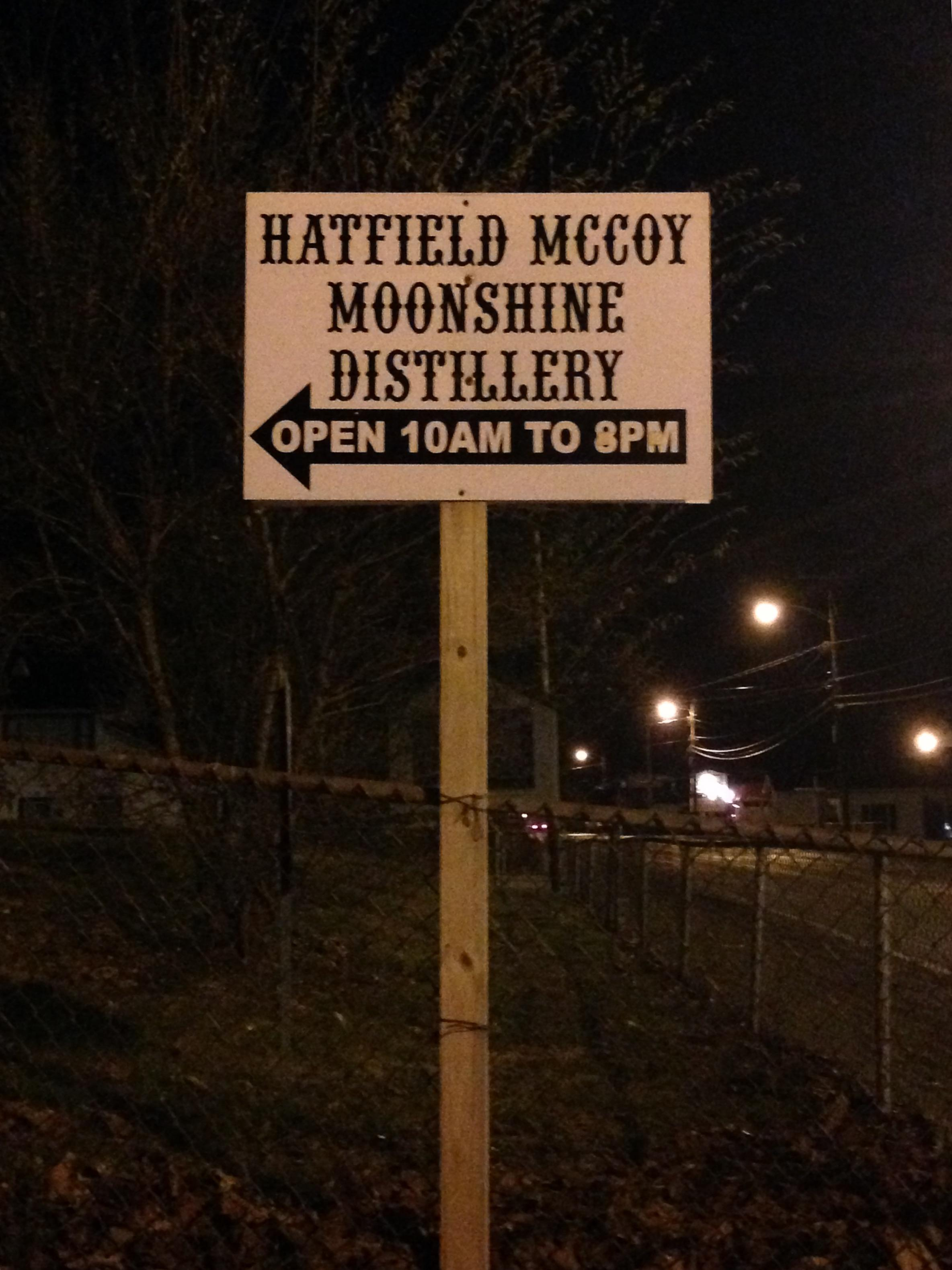 Hatfields, McCoys make moonshine legally in southern W.Va.