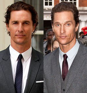 "Matthew McConaughey spoke with Larry King on ""Larry King Now"" about an"