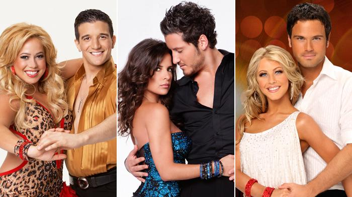 """Dancing With the Stars"" Top Real (And Rumored) Romances"