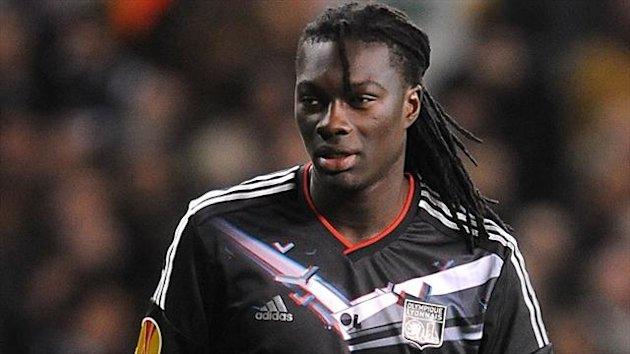 Bafetimbi Gomis is set to join Newcastle (PA Photos)