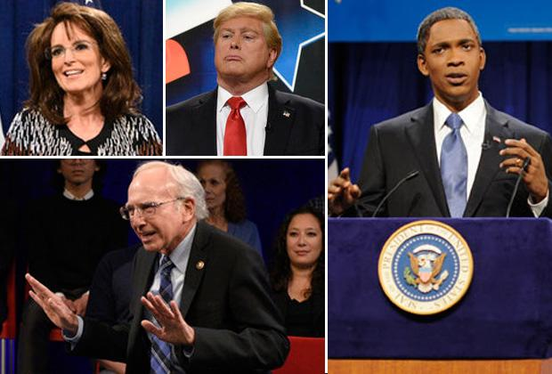 SNL: Shouldn't the Current Cast Play Sanders, Trump and Palin? Plus: Where's Jay Pharoah's Obama?