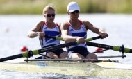Olympics: Rowers Win Team GB&#39;s First Gold