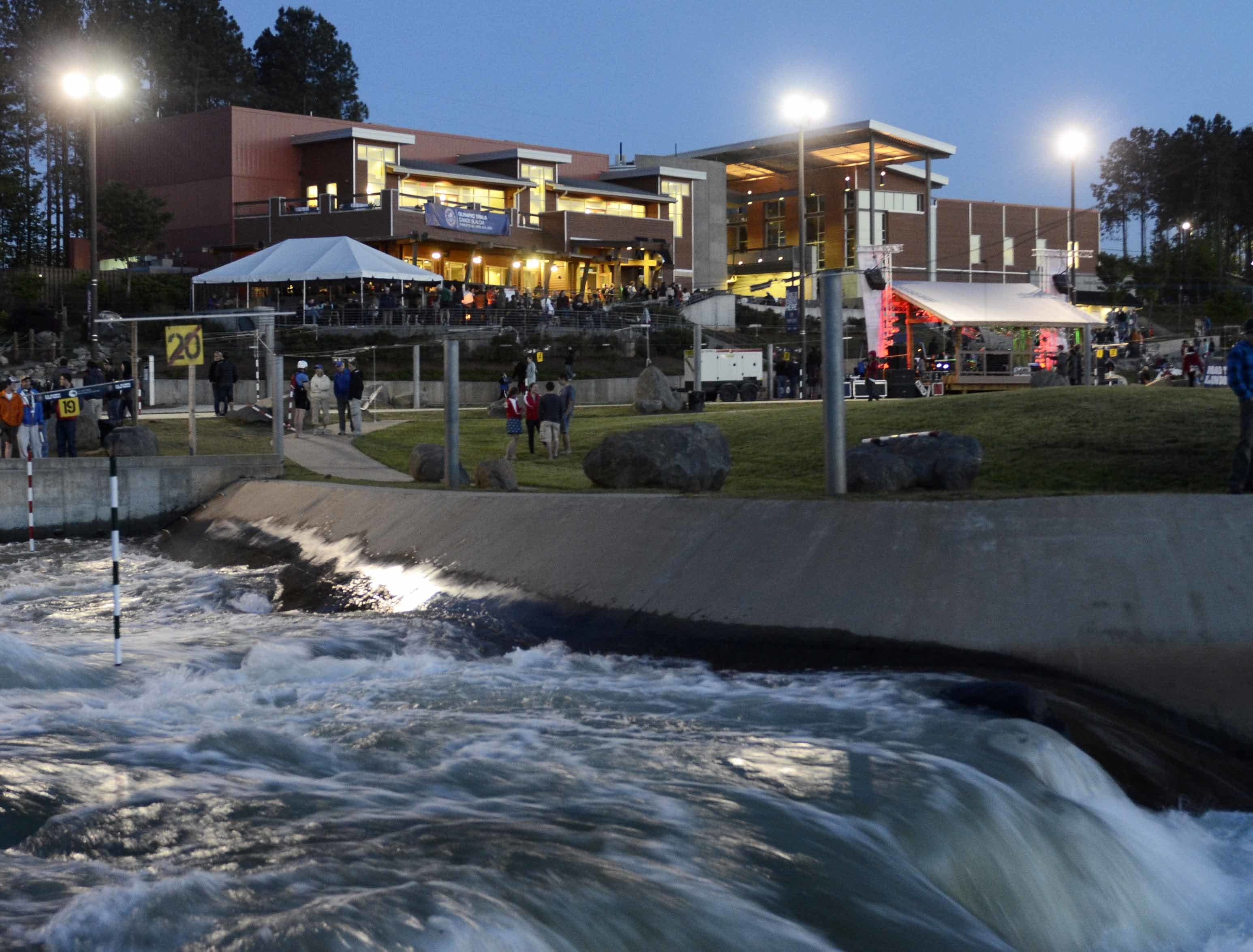 CDC: Amoeba didn't die in whitewater center's murky churn