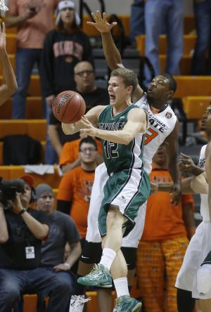Postgame brawl on court involves Utah Valley fans