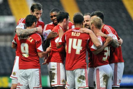 Soccer - Sky Bet League One - Notts County v Bristol City - Meadow Lane