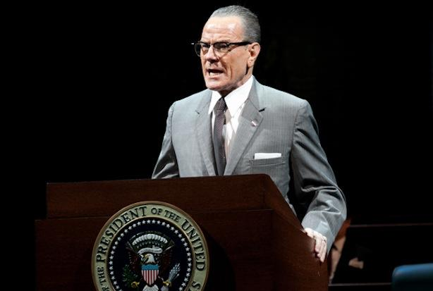 Bryan Cranston LBJ Play Is Broadway Bound