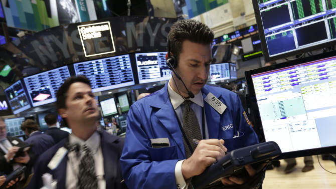 Stocks gain on earnings; fake tweet shakes stocks