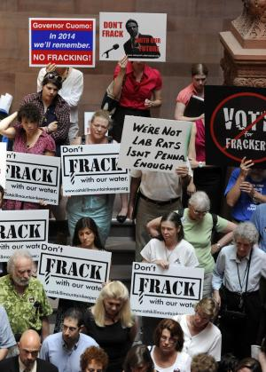Fracking health study results likely years off
